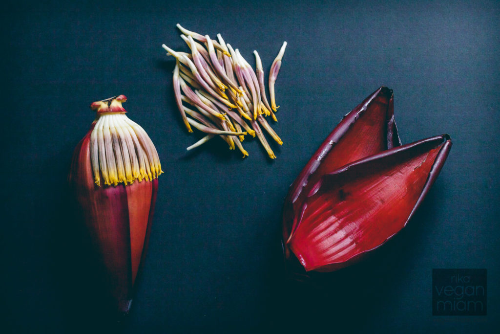 fleur de bananier ingrédients tendance 2018