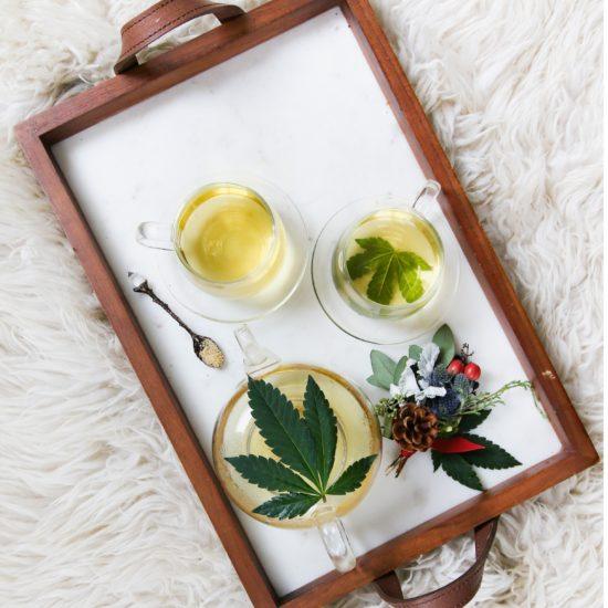 cannabis food drinks